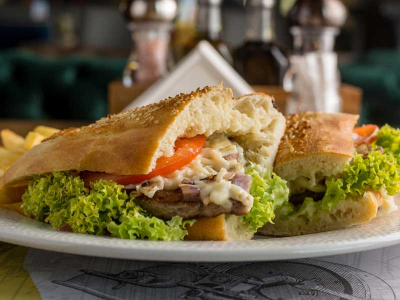 Cheese & Pepa sendvič dostava