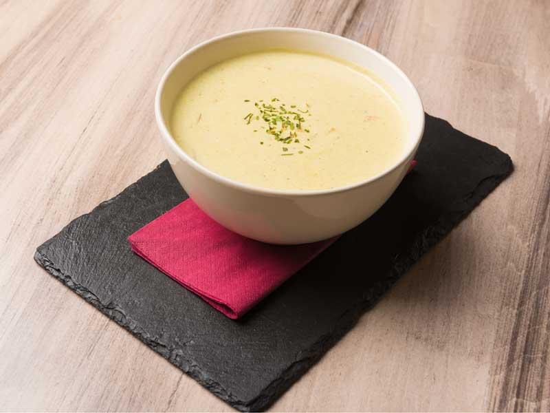 Krem kari supa dostava