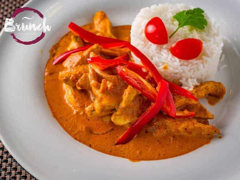 Curry piletina dostava
