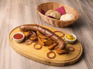 Dekina sausage delivery