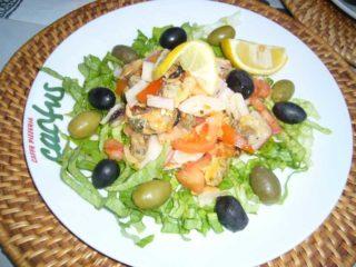 Mediteranska salata dostava
