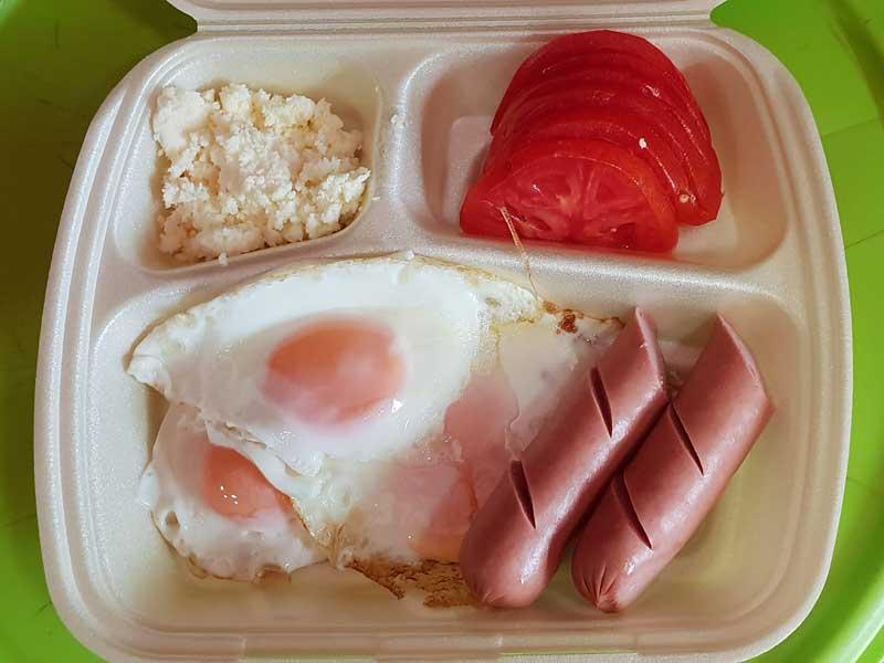 Naj doručak 2 dostava