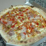 Naj ljutko pizza