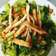 Salata Pesto di Pollo