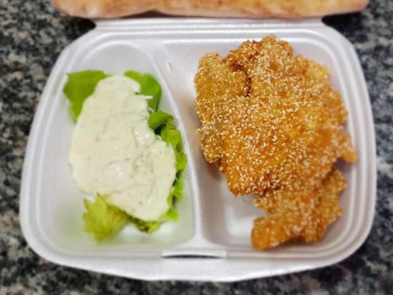 Piletina u susamu dostava