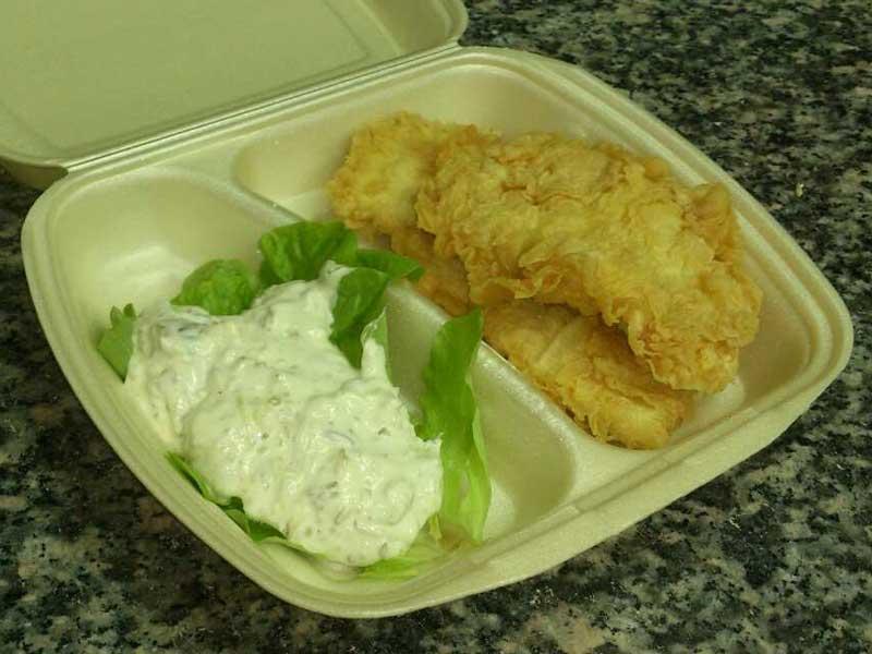 Pohovana piletina dostava