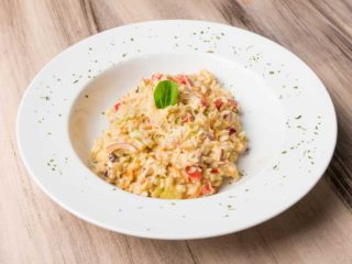 Risotto Veggie Baza Lounge Bar dostava