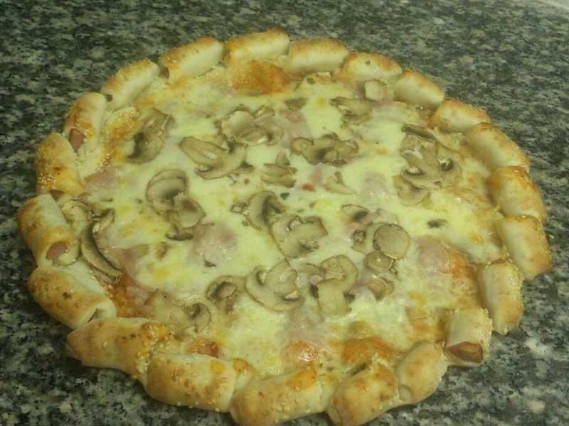 Viršlica pica dostava
