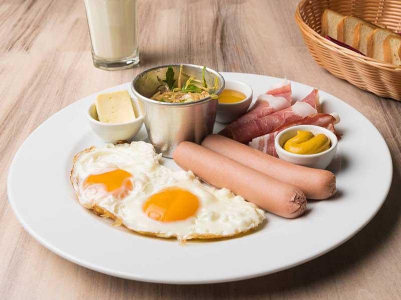 Baza doručak dostava