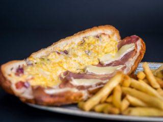 Burrata Open sendvič dostava