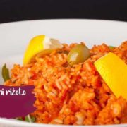 Crveni rižoto