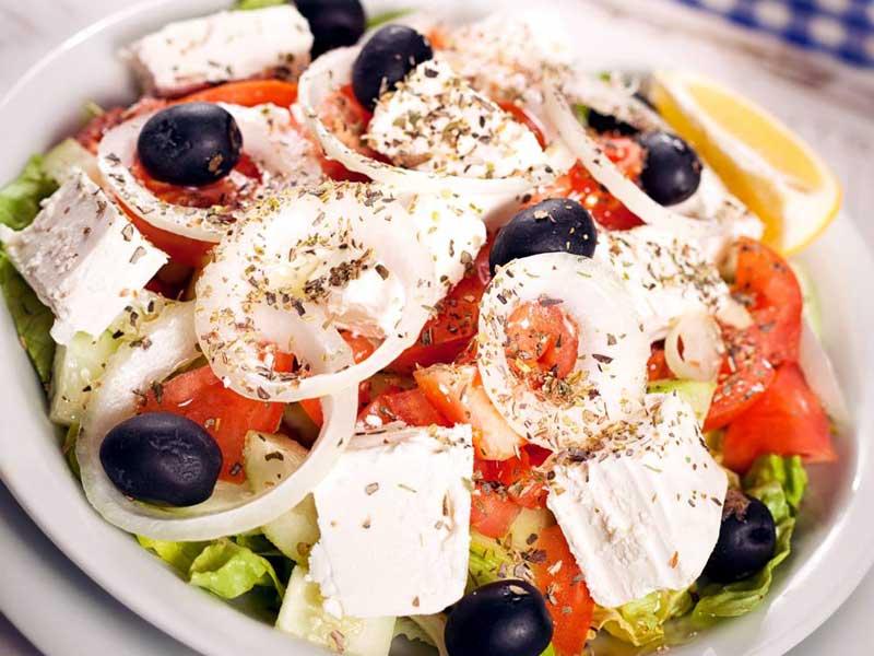 Grčka obrok salata dostava