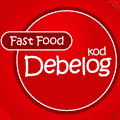 Kod Debelog food delivery Palilula Center