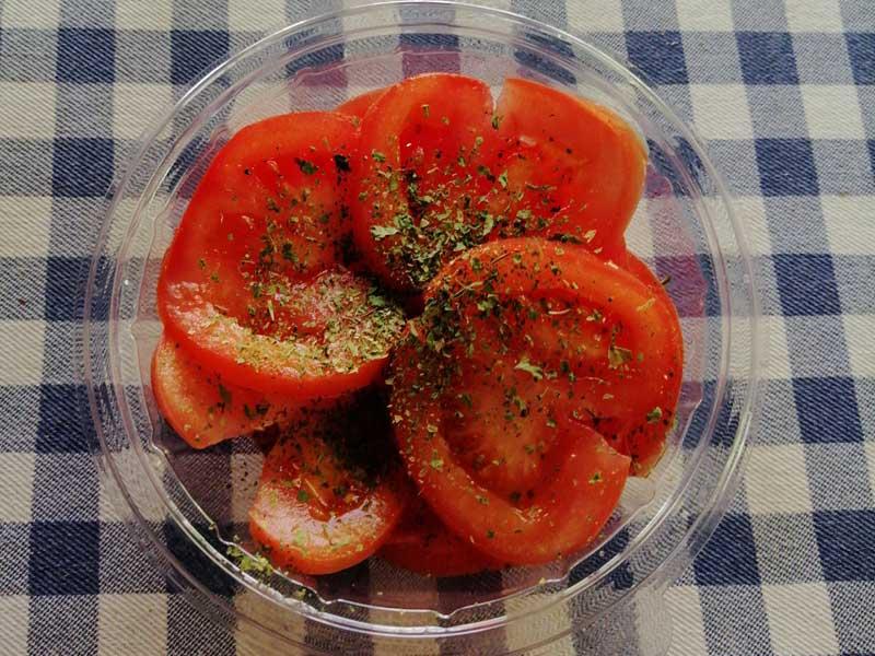 Paradajz salata dostava