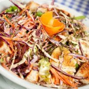 Pileća obrok salata