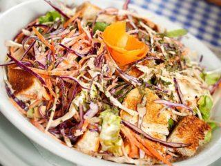 Pileća obrok salata dostava