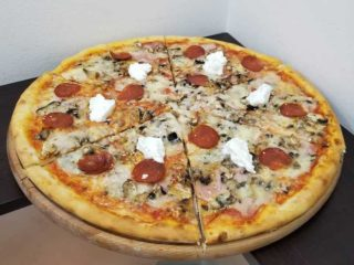 Verona Cut pizza Verona Cut dostava