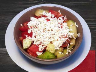 Sopska salad Salaš 011 delivery