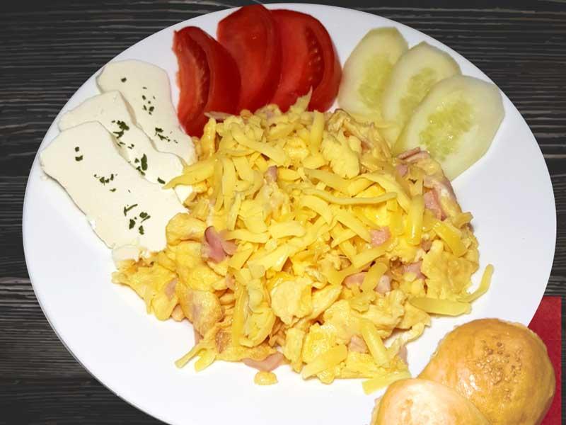 Doručak  ''Na salašu'' dostava