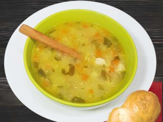 Chicken broth dostava