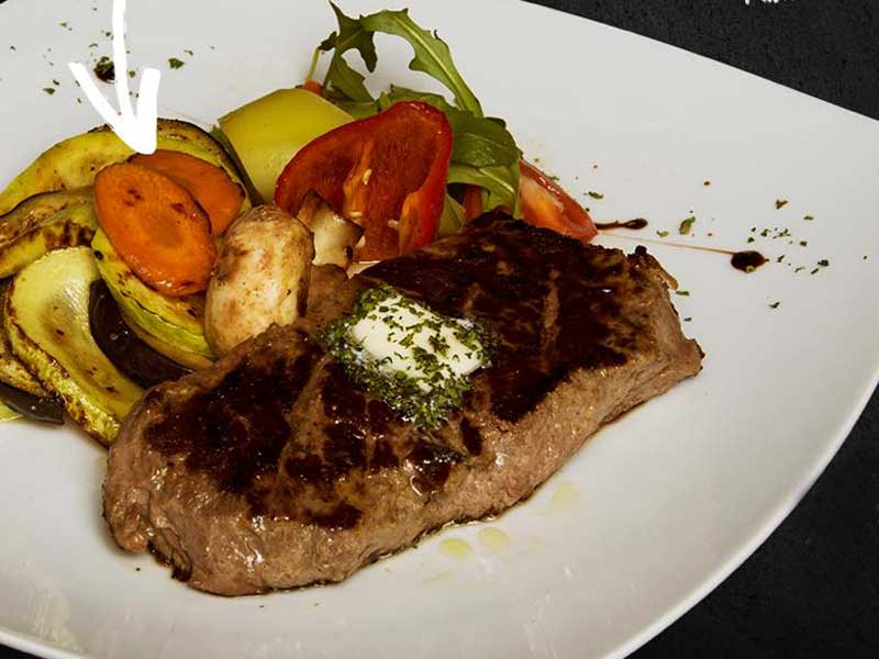 Rump steak Classic delivery