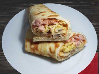 Capricciosa tortilla Salaš 011 delivery