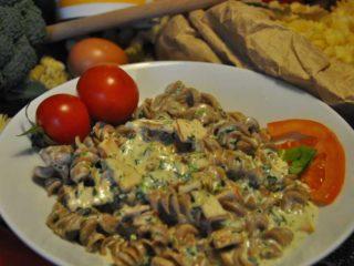 Tri vrste sira pasta Pasta Bar Novi Beograd dostava
