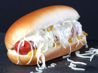Cheese Hot Dog dostava