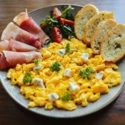 France scrambled eggs