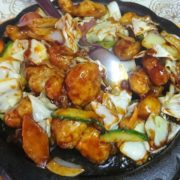 Hrskava piletina u soja sosu