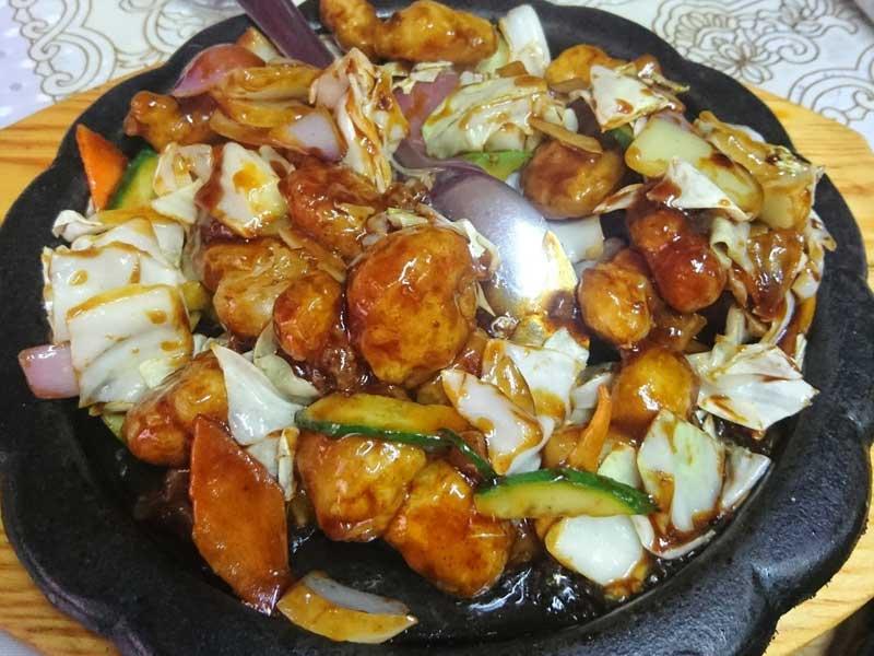 Hrskava piletina u soja sosu dostava