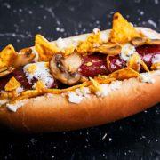 Nachos Hot Dog