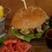 Craft Grilled Chicken Burger