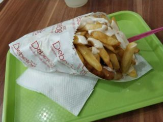 French fries Kod Debelog dostava