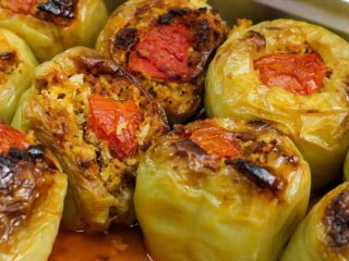 Stuffed pepper delivery