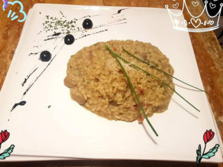 Risotto Divino delivery