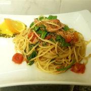 Špageti sa tunom