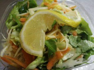 Vitamin salad delivery