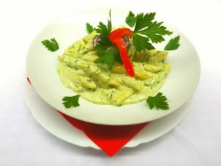Penne Pesto Genovese delivery