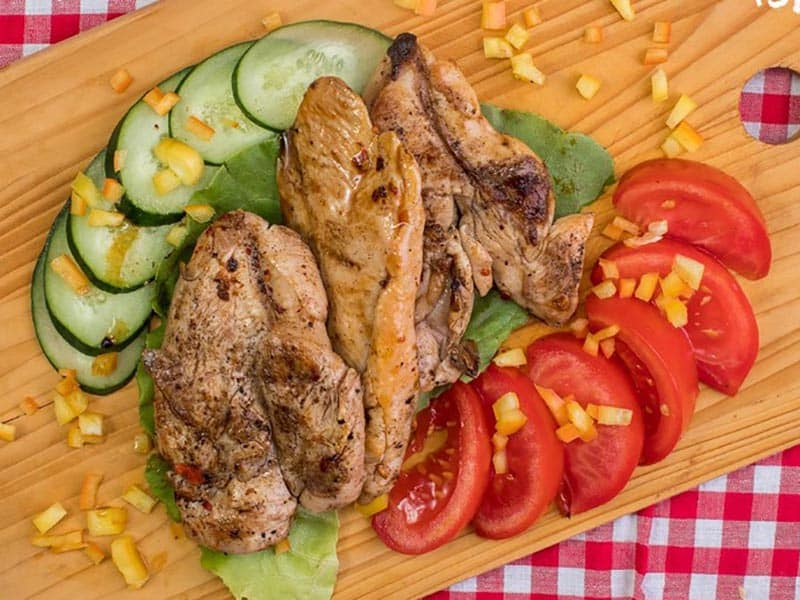 Chicken file kg delivery