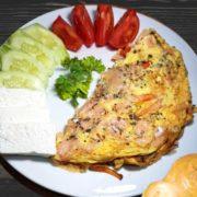 Sosin omelet