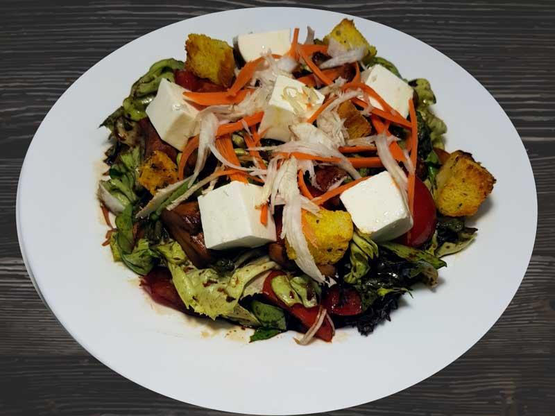 Sportska salata obrok dostava