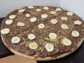Nutella pizza Verona Cut dostava