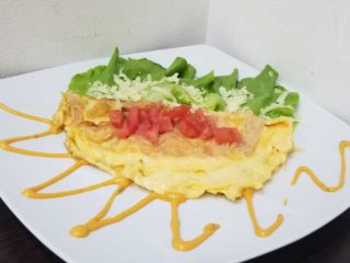 Omelet by your choice Verona Cut dostava