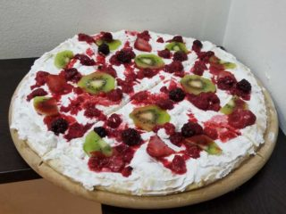 Pizza forest fruit Verona Cut delivery