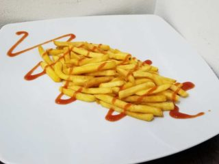 French fries Verona Cut delivery