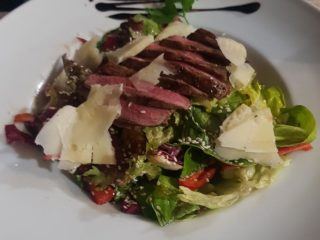 Bistecca meal salad delivery