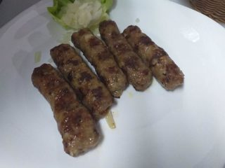 Cevapi 5 pieces delivery