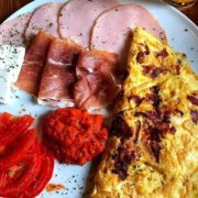 A Roma Breakfast 3