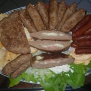 Mixed grill meat 1kg